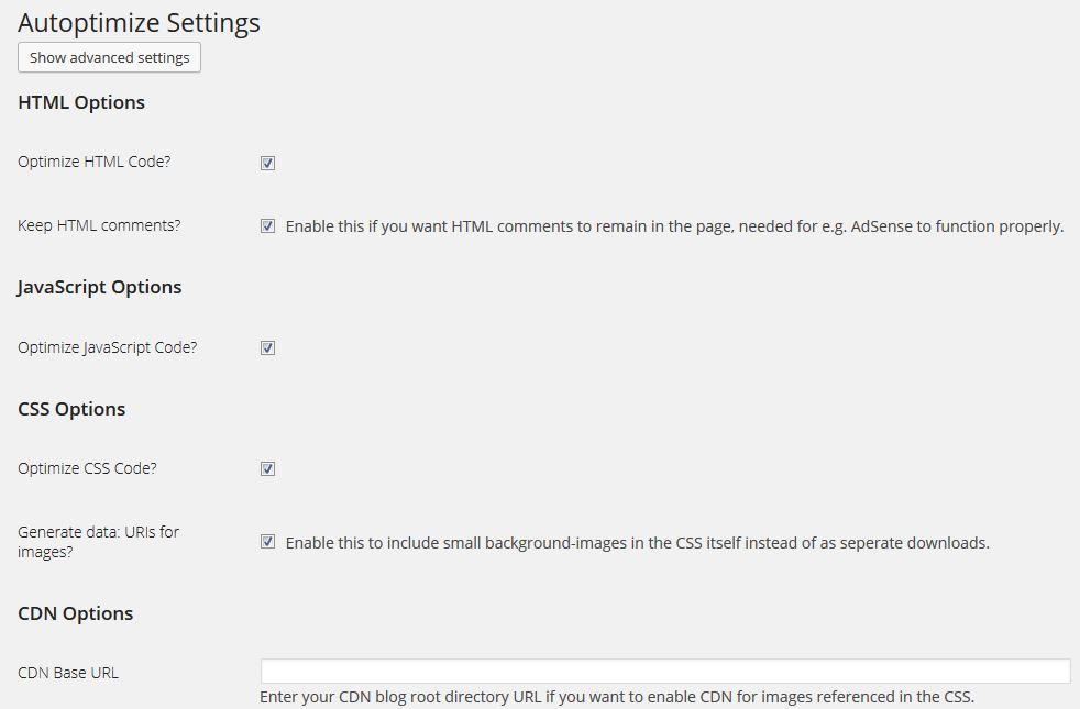 Autoptimize-plugin-wordpress