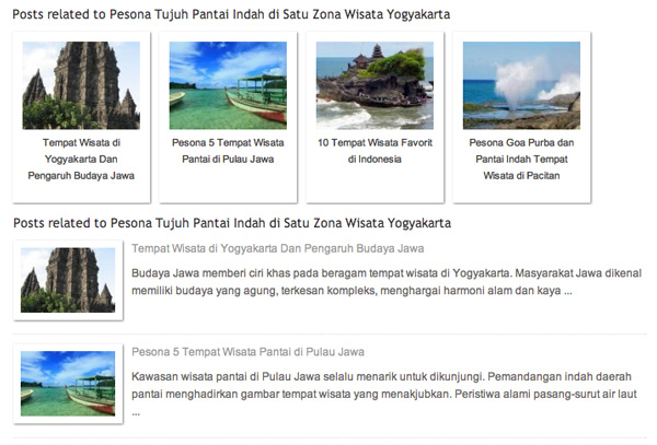 Plugin wordpress SEO Auto Links & Related Posts