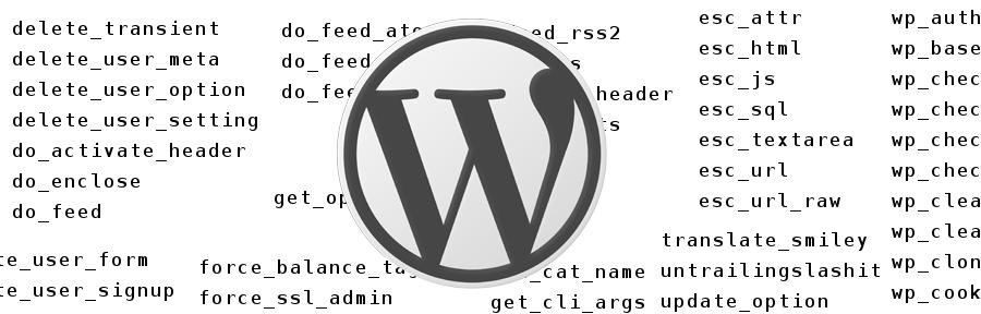 Wordpress funtion