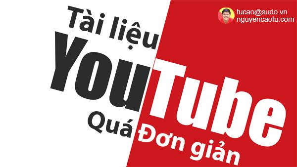 Tài liệu Yotubue, Không chỉ là SEO Youtube