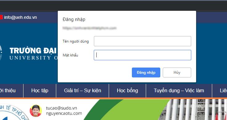 Tạo mật khẩu 2 lớp bảo vệ thư mục WP-admin