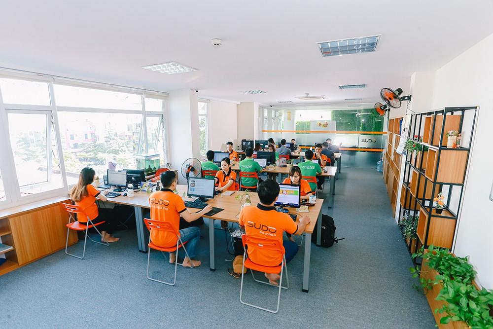 Văn phòng làm việc tại Hà Nội
