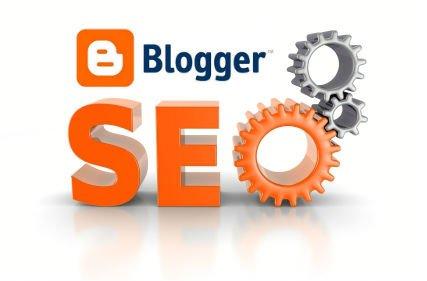 cấu hình blogger cho seo