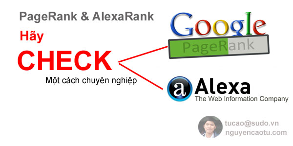 Check PageRank