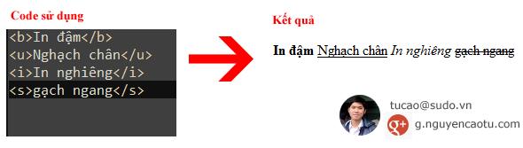 html căn bản cho seo